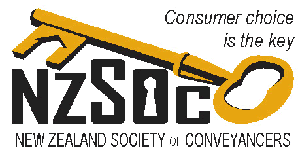 NZ Society of Conveyancers.